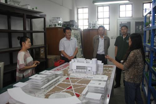 土木建筑学院开展节前安全检查工作